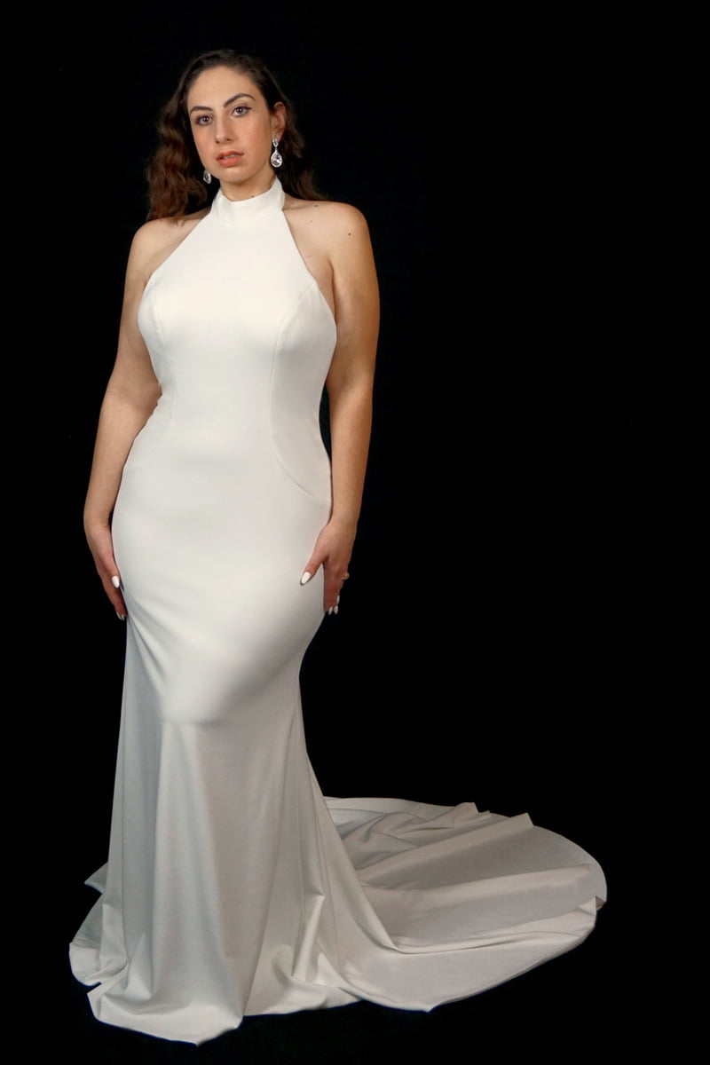 Fitted Gown